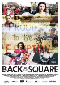 Back to the Square poster